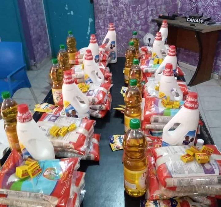 Distribution de kits