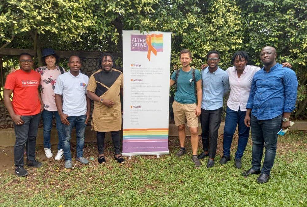 Partenariat entre Alternative CI et STOP homophobie